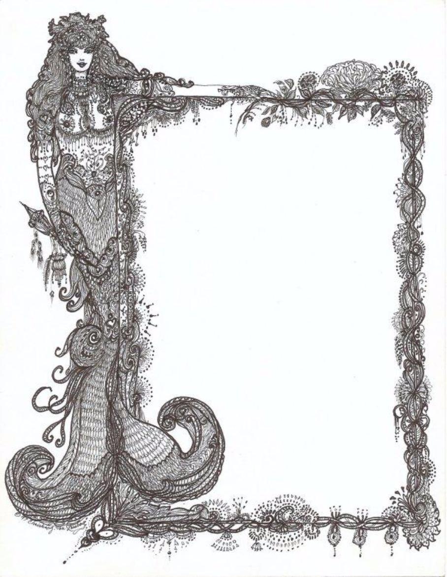 Christine Von Lossberg's Fantasy Art